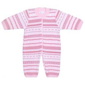 Уси-Пуси Комбинезон для малыша Метель (розовый) Уси-Пуси