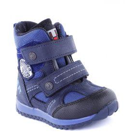 Minimen, Ботинки утепленные (синие) Minimen