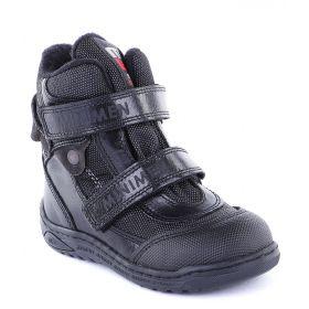 Minimen, Ботинки утепленные (черные) Minimen