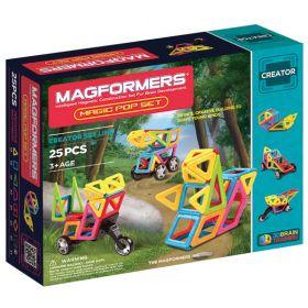 Magformers Магнитный конструктор Magic Pop Magformers