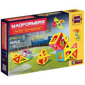 Magformers Магнитный конструктор Tiny Friends Magformers