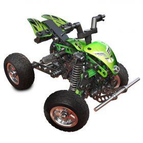 Meccano Конструктор 2-в-1 Квадроцикл и трицикл Meccano