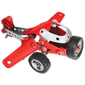 Meccano Конструктор Junior 4-в-1 Легкомоторный самолет и другие Meccano