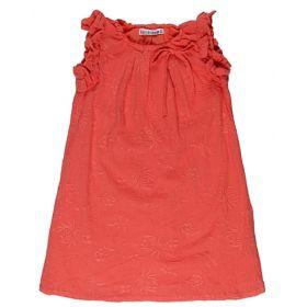 Luminoso, Платье для девочки (коралл) Luminoso