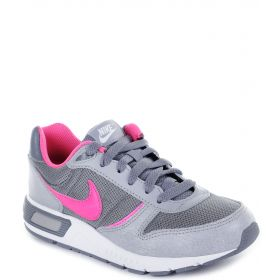 Nike, Кроссовки Nightgazer для девочки (серые) Nike