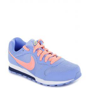 Nike, Кроссовки MD Runner 2 для девочки (голубые) Nike