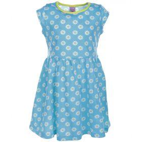Sela, Платье для девочки (бирюзовое) Sela