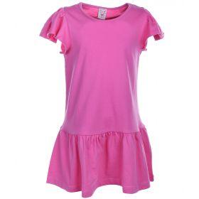 Sela, Платье для девочки (розовое) Sela