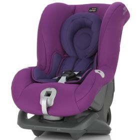Britax Roemer, Автокресло First Class plus (Mineral Purple Trendline) Britax Roemer