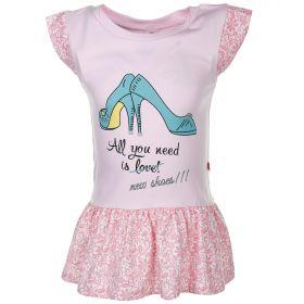 Goldy, Платье для девочки (розовое) Goldy