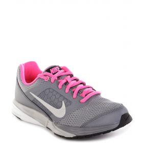 Nike, Кроссовки Tri-Fusion Run (GS) для девочки (серые) Nike
