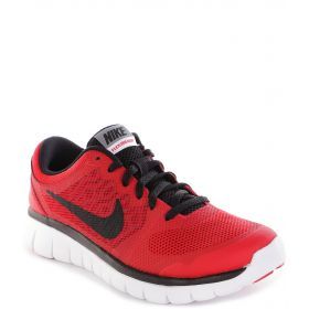 Nike, Кроссовки Flex Run для мальчика (красные) Nike