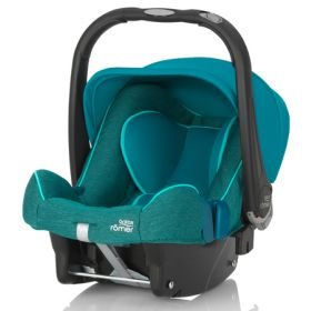 Britax Roemer Автокресло BABY-SAFE plus SHR II (Green Marble Highline) Britax Roemer