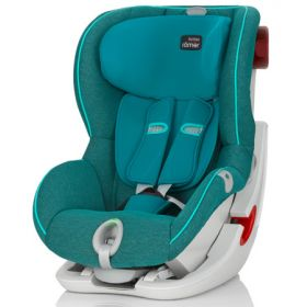 Britax Roemer Автокресло King II LS Green Marbl Highline Britax Roemer