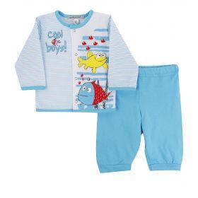 Avanti Piccolo, Комплект: кофточка и штанишки (голубой) Avanti Piccolo