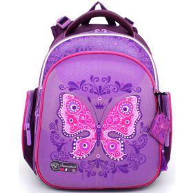 Hummingbird Школьный рюкзак ТК с мешком для обуви (фиолетовый) Hummingbird