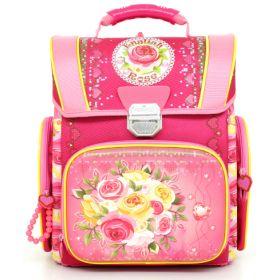 Hummingbird Ранец школьный S для девочки (розовый) Hummingbird