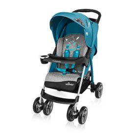 Baby Design, Прогулочная коляска WALKER LITE (05 TURQUOISE) Baby Design