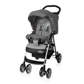 Baby Design Прогулочная коляска MINI NEW 07 (серая) Baby Design