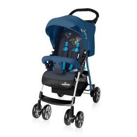 Baby Design Прогулочная коляска MINI NEW 03 (голубая) Baby Design