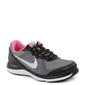 Nike, Кроссовки Dual Fusion X 2 (серо-розовые) Nike