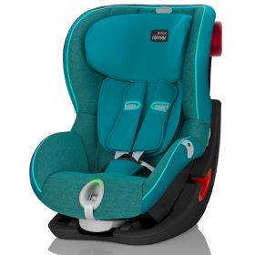 Britax Roemer Автокресло King II LS Black Series Green Marble Highline Britax Roemer