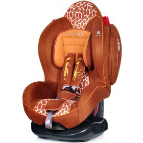 Welldon Автокресло Smart Sport Side Armor & CuddleMe Jiraffe Talk Welldon