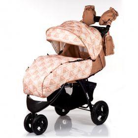 Babyhit Прогулочная коляска Voyage Air (бежевая) Babyhit