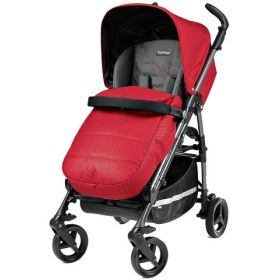 Peg-Perego Прогулочная коляска Si Completo Bloom Red Peg-Perego