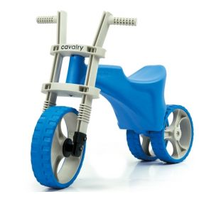 VipLex Беговел 706 C трехколесный (голубой) VipLex