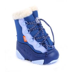Demar, Сноубутсы Snow Mar (синие) Demar