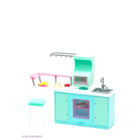Набор мебели для кукол: кухня - Красотка 1Toy
