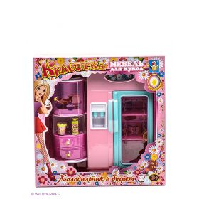 Набор мебели для кукол 1Toy