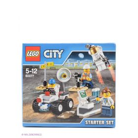 Город Набор Космос 60077 City LEGO