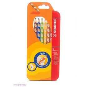 Набор цветных карандашей, для левшей Stabilo