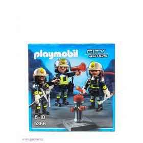 Команда пожарных Playmobil