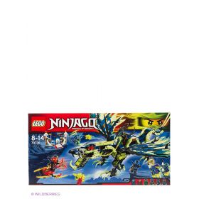 Игрушка Ниндзяго Атака Дракона Морро модель 70736 Ninjago LEGO
