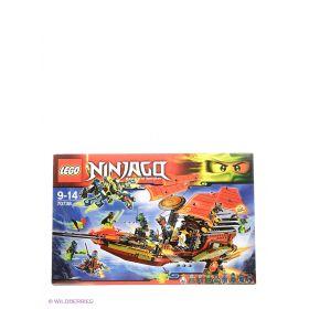 Игрушка Ниндзяго Корабль Дар Судьбы- Решающая битва 70738 Ninjago LEGO