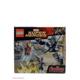 Игрушка Супер Герои Железный человек против Альтрона модель 76029 LEGO