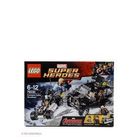 Игрушка Супер Герои Гидра против Мстителей модель 76030 LEGO
