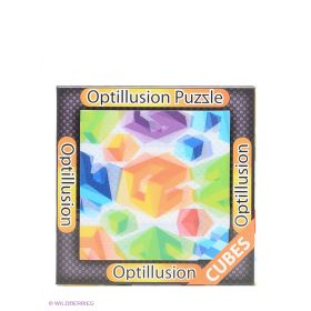 3D пазл-игра Оптические иллюзии Кубы Magna Puzzle