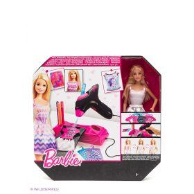 ДИЗАЙН-СТУДИЯ ДЛЯ СОЗДАНИЯ ЦВЕТНЫХ НАРЯДОВ С КУКЛОЙ BARBIE Barbie