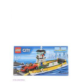 Игрушка Город Паром 60119 City LEGO