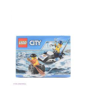 Игрушка Город Побег в шине 60126 City LEGO