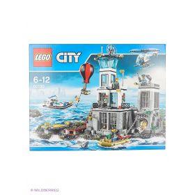Игрушка Город Остров-тюрьма модель 60130 LEGO