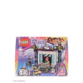 Игрушка Подружки Поп-звезда: телестудия модель 41117 LEGO