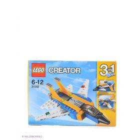Игрушка Криэйтор Реактивный самолет модель 31042 LEGO Creator LEGO