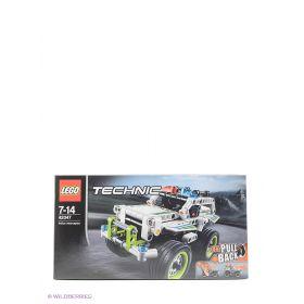 Игрушка Техник Полицейский патруль модель 42047 Technic LEGO