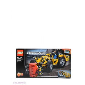Игрушка Техник Карьерный погрузчик модель 42049 LEGO