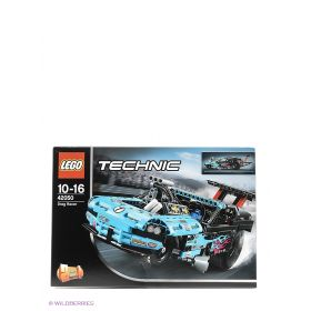 Игрушка Техник Драгстер модель 42050 LEGO